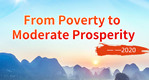 From Poverty to Moderate Prosperity
