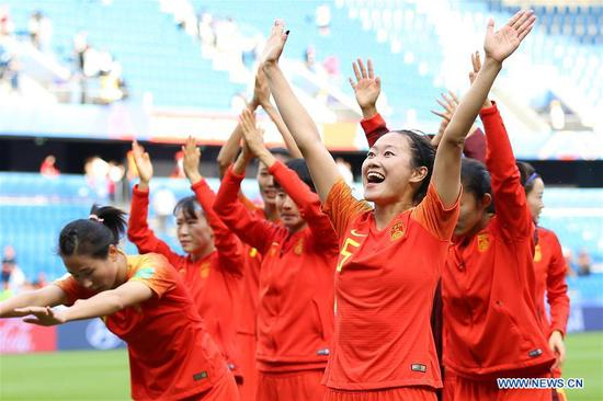 China, Spain progress to World Cup knockouts after goalless draw