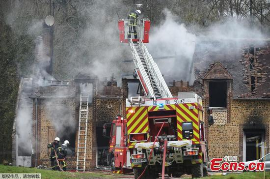 Teenagers, 13 and 15, die in house fire in western France
