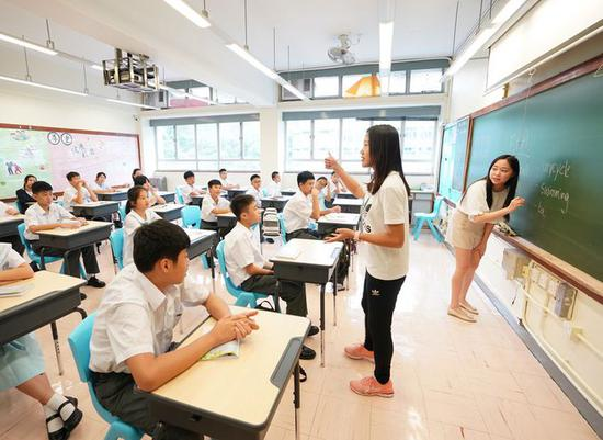 HKSAR govt issues guidelines for schools on national security education